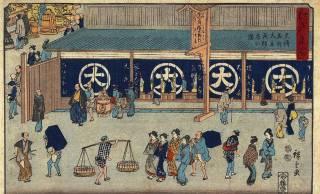 お客の耳垢をとる「耳垢取り」?まだまだある多種多様な江戸時代のビジネス