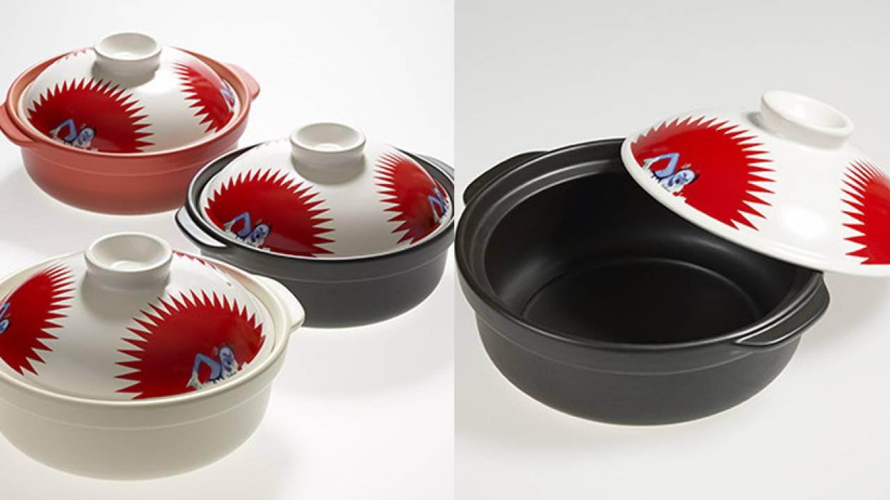 インパクト凄い!美術家 横尾忠則の世界観まる出しのアートすぎる土鍋セット