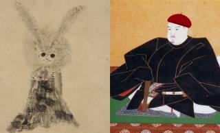 殿、可愛すぎますぞ!江戸幕府3代将軍「徳川家光」が描いた脱力系ユルふわ日本画がついに初公開