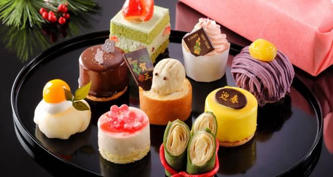うりぼー可愛い♪新春にぴったりな華やかなケーキ9種詰め合わせ「新春スイーツボックス」がたまんないぞ♪