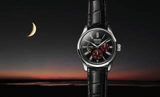 世界数量限定!セイコー プレザージュから3種の伝統的な漆芸を採用した本格機械式時計が登場