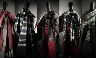 圧倒的存在感!男の着物「和次元 滴や」が公開した2018冬コレクションが相変わらずのカッコよさ!