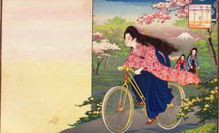 「いだてん」第2話 振り返り。春野スヤは熊本のはいからさん「逢いたかばってん逢われんたい♪」自転車節とは?