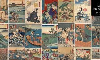 ゴッホがコレクションしていた膨大な浮世絵作品をゴッホ美術館が無料オンライン公開!