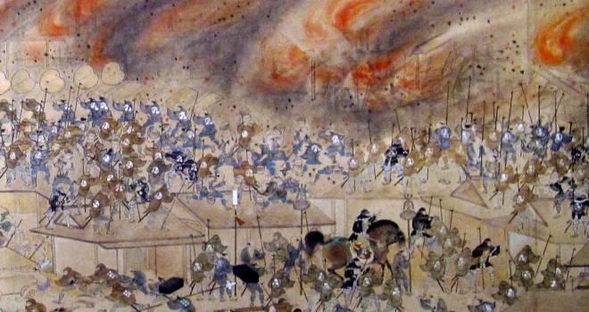江戸時代、火事が頻繁に起きていた江戸では火事を防ぐため様々なお触れがありました