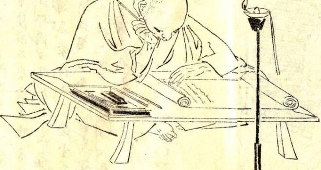 「徒然草」に登場するフリーダム和尚がとある僧侶につけたあだ名「しろうるり」とは?