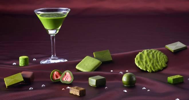 すべてのチョコに宇治茶をイン!まさに抹茶好きに贈るチョコレートの祭典「抹茶×チョコレートフェア」