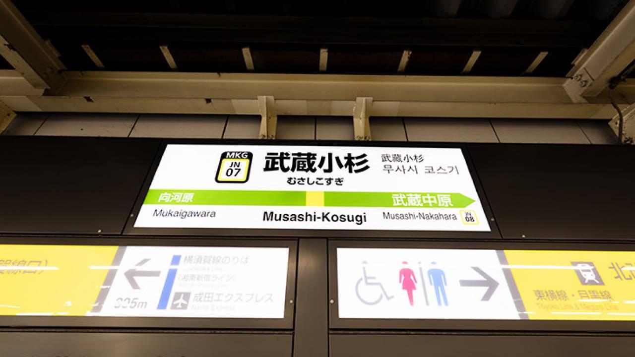 ちょっと多くない?JR南武線に「武蔵」のつく駅名が超連続するのは何故なのか?