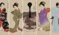 江戸時代の着物資料にもなる!紀州徳川家の歴史書「南紀徳川史」の服制の項目が面白い!