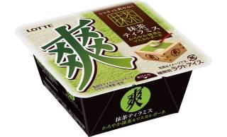 人気アイス「爽」に和スイーツフレーバー「爽抹茶ティラミス」が登場!