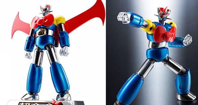 マジンガーZがハローキティと合体!「超合金 マジンガーZ (ハローキティカラー)」がキュートすぎ!