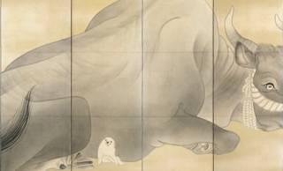 元祖ゆるカワ系!ユーモラスな画風も魅力の江戸時代の絵師・長沢蘆雪
