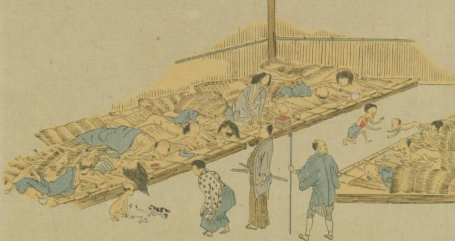 江戸時代、餓死者放置は当たり前!?人肉をも食べた恐ろしい飢饉の真実【その2】