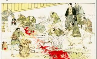 本当にあった怖い江戸時代!火あぶり、ノコギリ刑…江戸時代の刑罰が残酷すぎる件