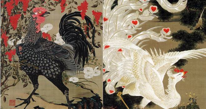 人並み外れた観察眼!江戸時代の奇想の絵師・伊藤若冲っていったい何者?