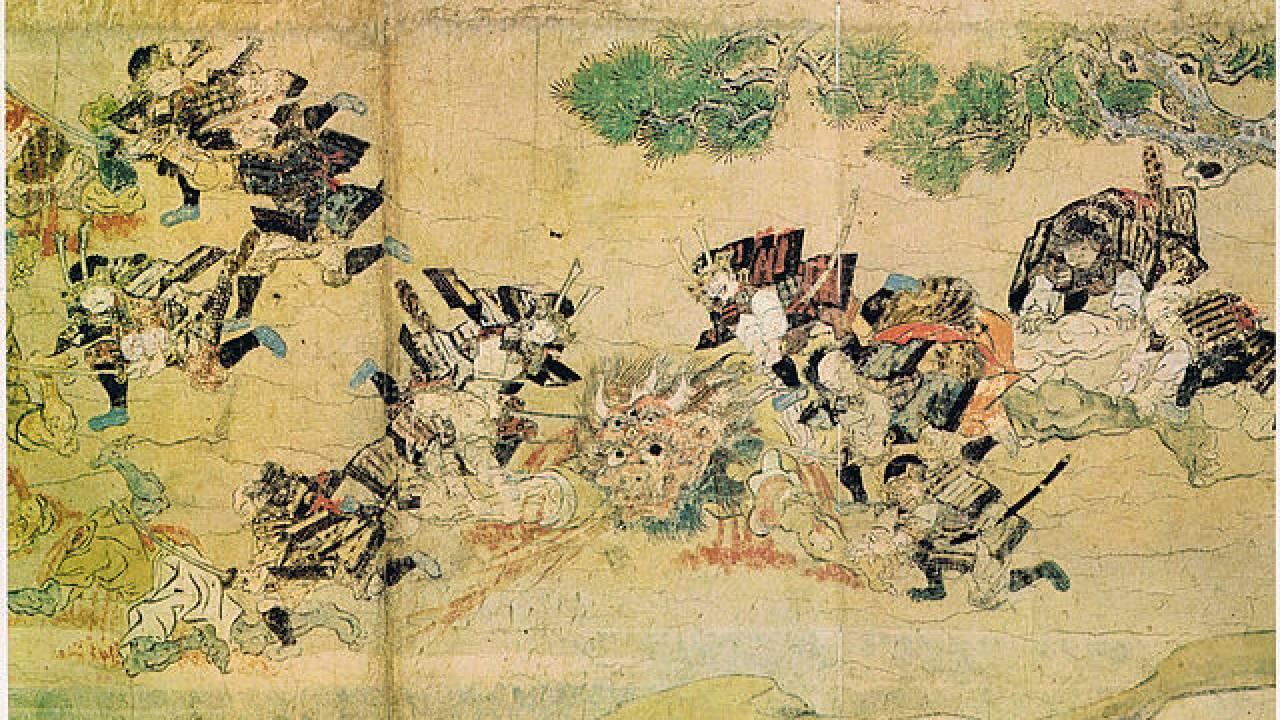 これぞ日本の妖怪バスター!過去に妖怪退治をした伝承が残るレジェンド3人