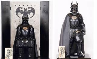 日本の全男子が歓喜!人気ヒーロー「バットマン」をモチーフにした甲冑(五月人形)が発売へ!