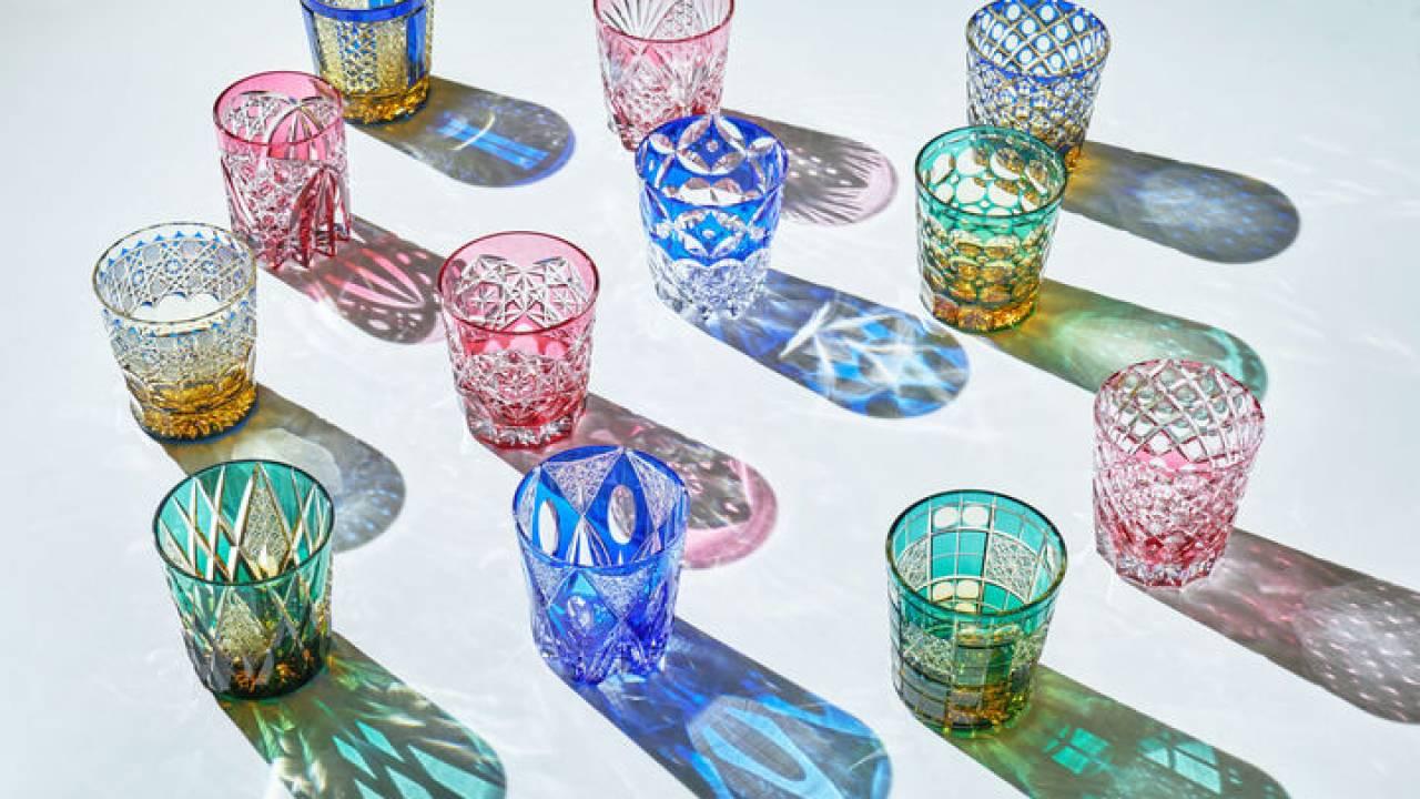 日本の伝統ガラス工芸「江戸切子」の世界を堪能できる「江戸切子新作展」が開催!
