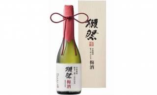 その名も「獺祭梅酒」!世界的に知られる日本酒「獺祭」からなんと梅酒が登場!