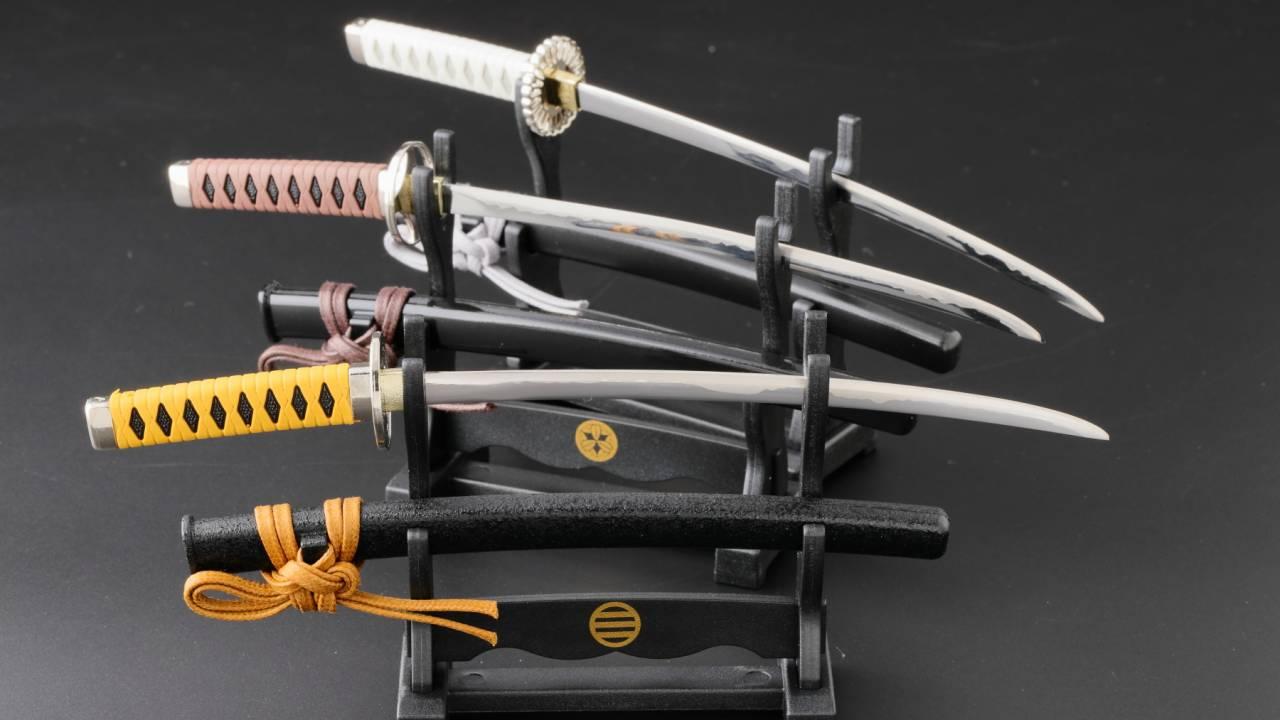 近藤勇、沖田総司、斎藤一…話題の日本刀ペーパーナイフ新選組モデルがついに一般販売!