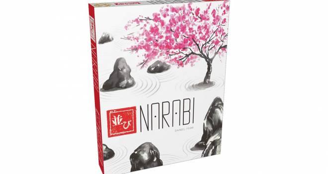 これまたマニアックな!庭師になって日本庭園を完成させるカードゲーム「NARABI/並び」