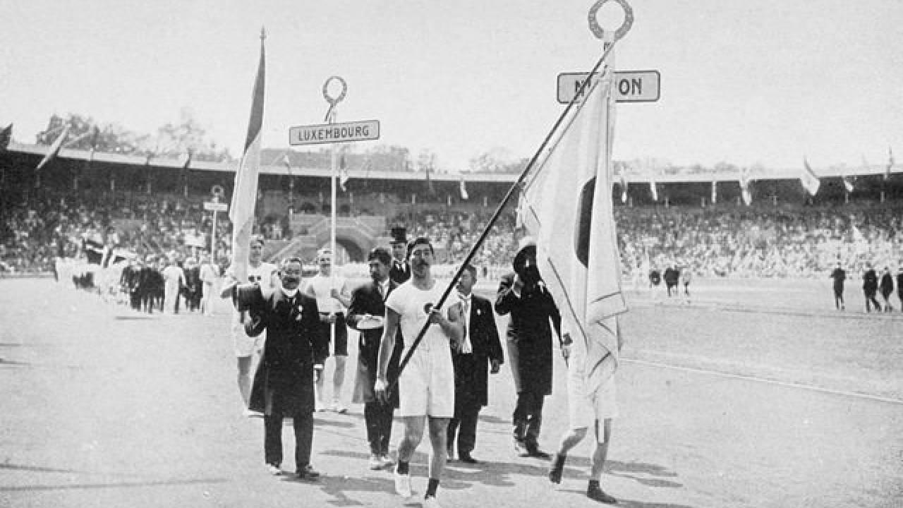 「いだてん」第10話振り返り。オリンピック開会式のプラカード「NIPPON」表記はストックホルム大会だけ