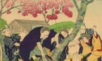 酔っ払いに喧嘩にケガ人も続出!大騒ぎだった明治時代のお花見