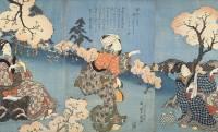 日本人は昔からコスプレ好き?桜の季節、江戸っ子流のお花見は仮装がブームだった?
