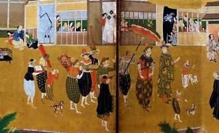 京都で流行ったポルトガルファッション!「南蛮屏風」から南蛮文化を覗いてみよう