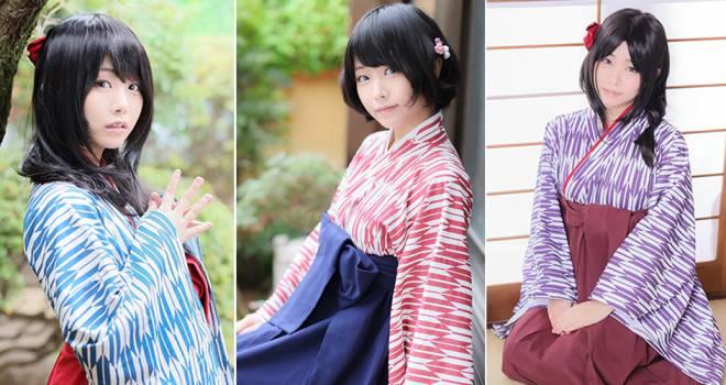 大正ロマンなファッションを気軽に楽しめる大人気「ハイカラさんルームウェア」に新色登場!