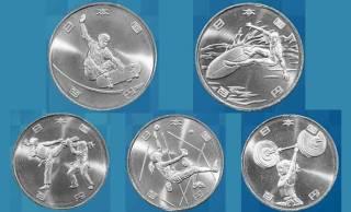 横乗り系百円玉!東京オリンピック記念貨幣のサーフィンとスケートボードがカッコ良すぎるぞ!