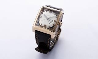 限定31個!将棋盤と駒をモチーフにした日本将棋連盟とのコラボ腕時計が登場!