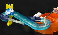 ついに重力への挑戦!そうめんが上昇するそうめんスライダー新製品「ギャラクシー」誕生!