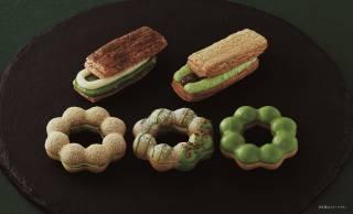 和と洋の相性を追求!ミスタードーナツが祇園辻利と共同開発した「抹茶スイーツプレミアム」を発売