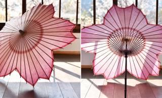 これは美しい!日本の桜をイメージした華やかで素敵な和傘が商品化されることに!