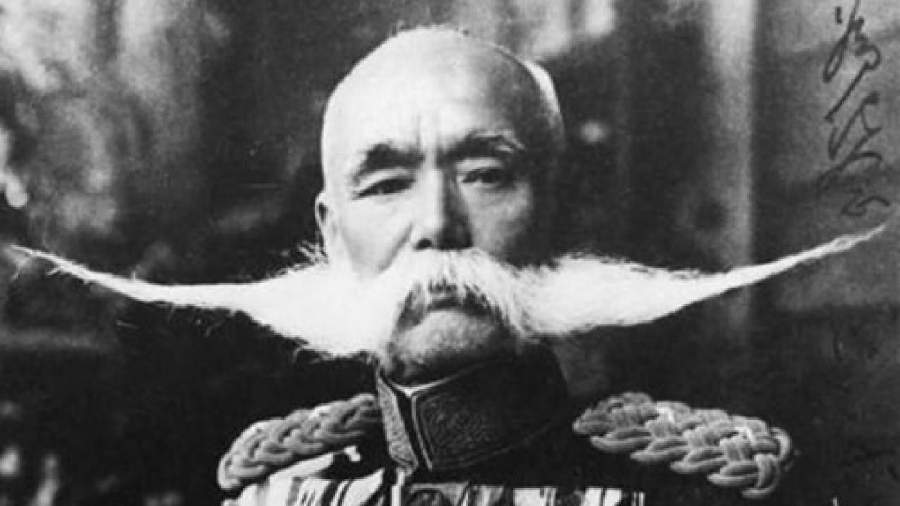 「髭」「鬚」「髯」…どれもヒゲ。3つも漢字がある理由はヒゲの生える場所で使い分けるから