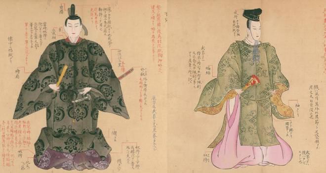 神社で神職が身につける装束は祭祀の内容で衣装が変わり、身分によって色が違う