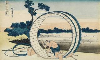 北斎一門による江戸時代の生業がテーマの作品集結「北斎のなりわい大図鑑」展