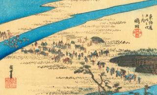 枯れた野原をただただ鑑賞?江戸っ子が好んだ究極のオトナの遊び「枯野見」とは?