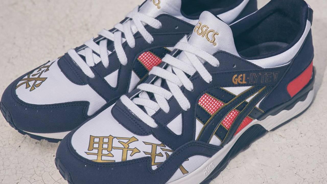"""がっつり""""野球""""入ってるぞ!ASICS Tigerが日本の野球から着想を得たスニーカーを発売"""