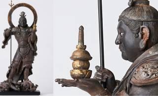 圧巻!総高59cm、重量8kg超のヘビー級な仏像フィギュア「イスム S-Class 毘沙門天」誕生
