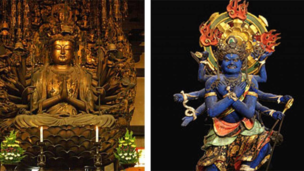 【仏像の見分け方】仏像を見分けるにはファッションに注目!その2:菩薩・明王・天部