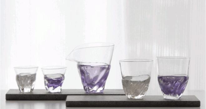 松代城の石垣にも使われている歴史ある「柴石」を使った酒器「信州松代柴石ぐい呑み」が美しい!