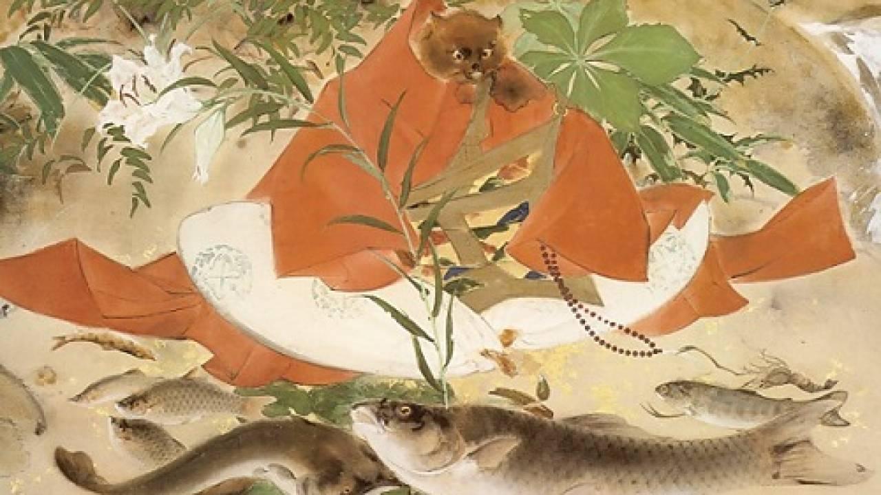 日本酒の銘柄にもなっている「獺祭(だっさい)」とは、季節を表わす七十二候の一つ