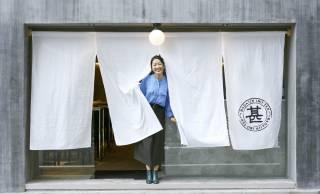 醤油や漬物おいしそっ!女優・羽田美智子が先祖代々伝わる屋号を看板にした「羽田甚商店」をオープン