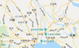 こういう妄想好き♡江戸時代にGoogleマップがあったら…な地図がオモシロい(笑)