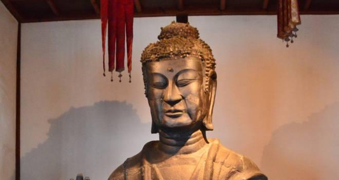 【仏像の見分け方】仏像を見分けるにはファッションに注目!その1:如来