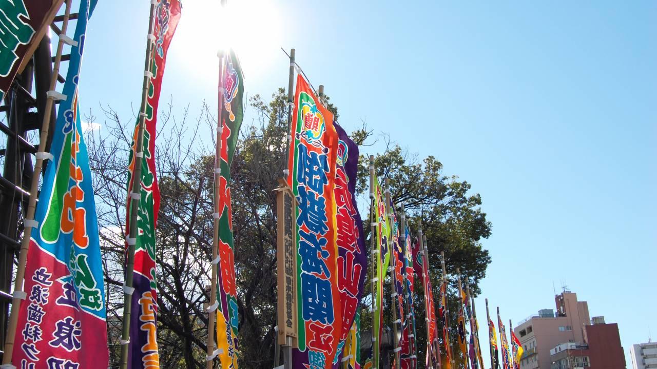ウルトラタロウ、武蔵坊弁慶…それあり!?かなりビックリなキラキラ四股名の力士たち