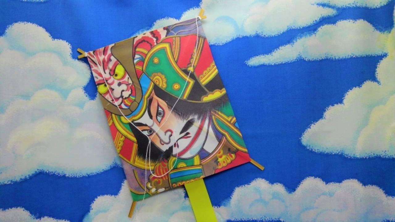 屋根より高く、青空いっぱい……端午の節句に凧揚げをする鎌倉の地域文化を紹介