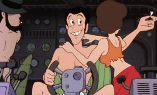 ルパン三世のTVシリーズで宮崎駿監督が手がけた伝説の回「死の翼アルバトロス」がなんとYoutubeで無料公開!